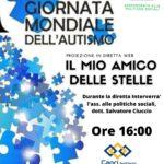 2 Aprile 2021 La Città di Capri – assessorato alle Politiche sociali e Capri Spettacoli Presentano Il mio amico delle Stelle