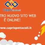 On Line il nuovo Sito Web della Capri Spettacoli