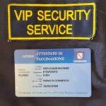 La Vip Security Service e' Vaccinata
