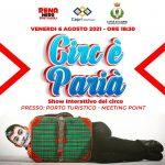 Circ e Paria al Porto Turistico di Capri