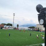 Capri Spettacoli ha curato la diretta web della Partita di Calcio Givova Capri Anacapri contro il San Sebastiano